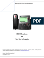 fbisd telephone and voice mail information