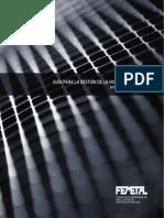 Guía Para La Gestión de La Higiene Industrial en El Sector Del Metal