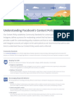 FB Content Policy