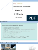 Cisco Netacad Chapter 8