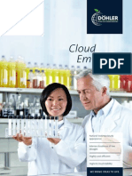Doehler Flyer Cloud-Emulsions En