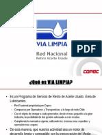 Via Limpia PresentacionVII Region