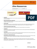 Online Resources at the Career Center