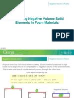 Preventing Negative Volume 2010-10