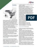 Geografia Brasil Regional Regiao Centro Oeste Exercicios