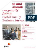 Family Business Survey 2014
