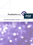 Positive Money - Positive Monetary Reforms in Plain English