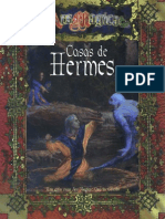 Ars Magica - Casas de Hermes