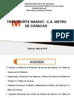 Presentacion Metro de Ccs Final