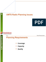 UMTS Planning Issues.ppt