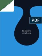 Lecciones Para Mexico