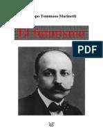 Marinetti Filippo - El Futurismo.pdf