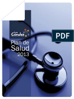 Plan de Salud de Las Condes 2013