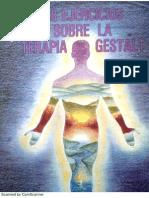 Ejercicios de Terapia Gestalt- #1