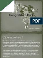 Geografía Cultural
