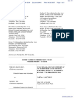 SCO Grp v. Novell Inc - Document No. 411