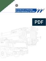 QY70K-I(液控)、QY70KL Crane Operation Manual