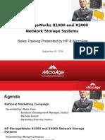 Hp Storage Sales Training