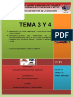 TEMA 3 y 4
