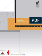 Manual de Escopo de Projetoe Projeto - Estrutura