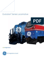 Evolution Series Locomotive 30045-B SnglPgs Lo