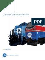 Evolution Series Locomotive 30045-B SnglPgs Lo