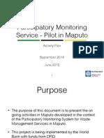 PSMS Pilot Implementation Plan Compressed