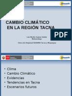 Cambio Climatico Tacna 17sep2014