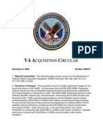 A VetAdmin Program Contracts Primer