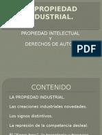 La Propiedad Industrial