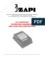 ZAPI AC-1 Manual
