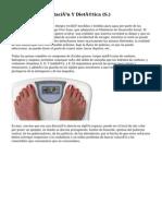 Carrera De Alimentación Y Dietética (S.)