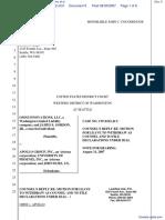 Omni Innovations LLC et al v. Apollo Group Inc et al - Document No. 9