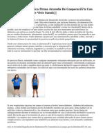 """Universidad Católica Firma Acuerdo De Cooperación Con El Programa Escoge Vivir Sano"""""""