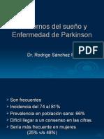 Seminario Trastornos Del Sueño y Enfermedad de Parkinson