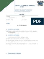 Informe - Potenciometro