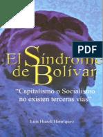 Sindrome de Bolivar