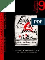 09 La Casa de Bernarda Alba 98 99