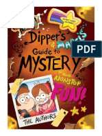 Dipper's and Mabel's Guide to Mistery and Non-stop Fun