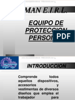 Curso Equipo Proteccion Personal