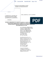 Amgen Inc. v. F. Hoffmann-LaRoche LTD et al - Document No. 904