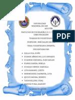 Psicoterapia Infaltil- Grupo Vi