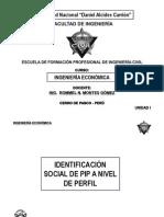 Clase 02 Estructura PIP