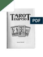 Libro de Jeremy Mitchell - Tarot Egipcio