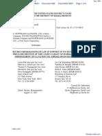 Amgen Inc. v. F. Hoffmann-LaRoche LTD et al - Document No. 928