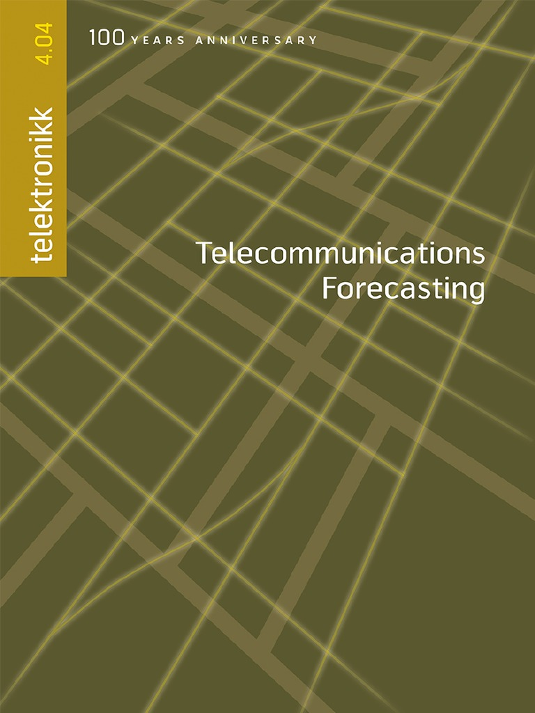 Telenor Forecasting   Weather Forecasting   Mobile Phones