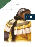 Descripcion de Los Trajes de Guatemala