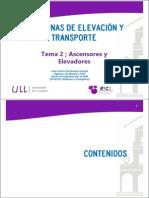 Maquinasdeelevacionytransporte t2 Ascensoresyelevadores Santamartajc 1