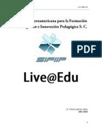 Manual Live Edu