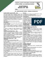 Guía Nº 09 Guerra del Pacífico.Reconstrucción Nacional.República Aristocrática.doc